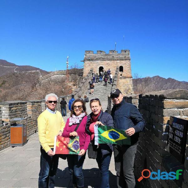 Visitas guiadas em português em pequim e xangai