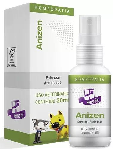 Anizen anti estresse e irritabilidade cães e gatos real h