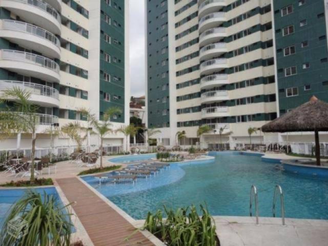 Apartamento padrão para aluguel, centro nova iguaçu rj