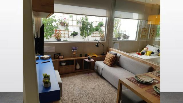 Apartamento de 26 m² 1 quarto perto da pasulista