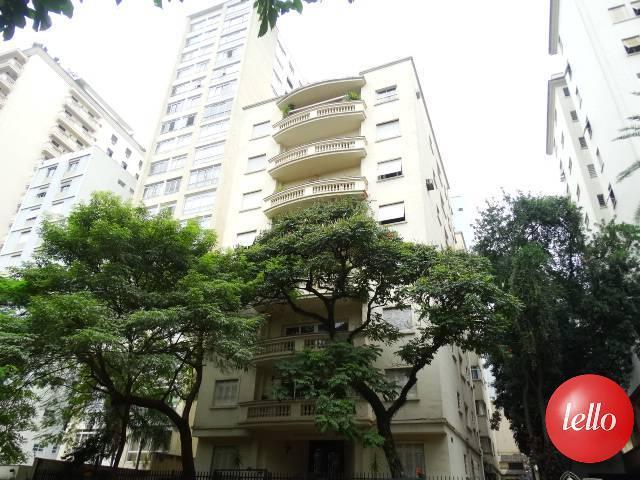 Apartamento para alugar com 2 dormitórios em higienópolis,