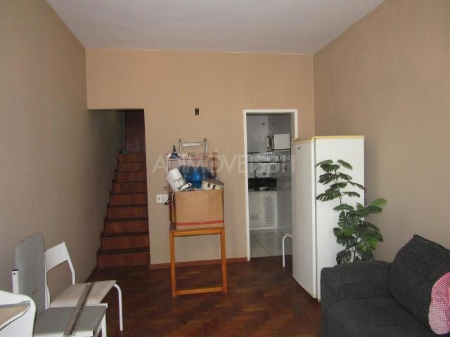 Apartamento para aluguel, 1 quarto, santo agostinho - belo