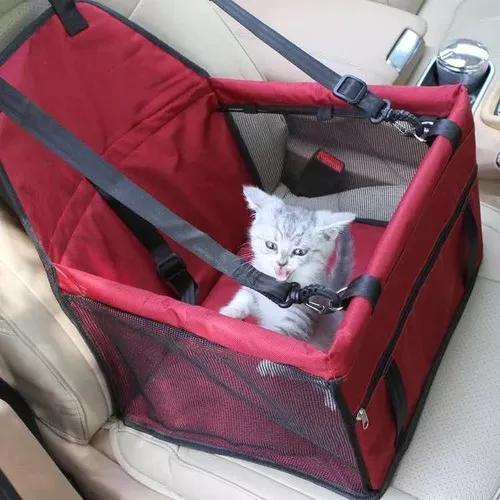 Assento para cães /gatos transportar para carro