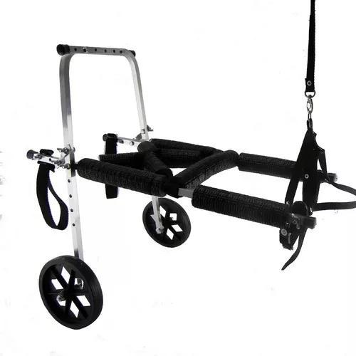 Cadeira de 2 rodas para cão cachorro médio porte de 8 a
