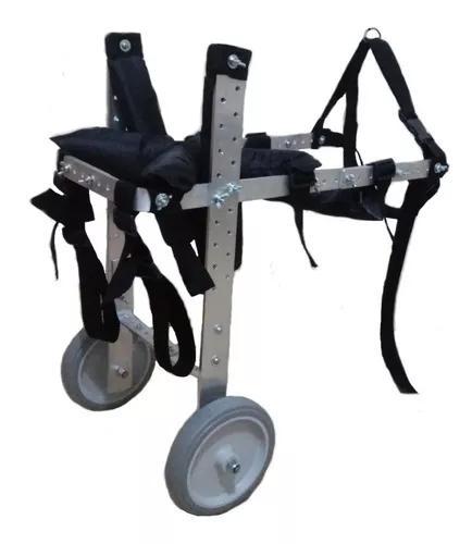 Cadeira de rodas para cachorro/cães tamanho g3 leia