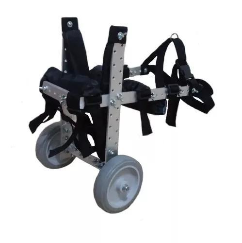 Cadeira de rodas para cachorro/cães tamanho m3 leia