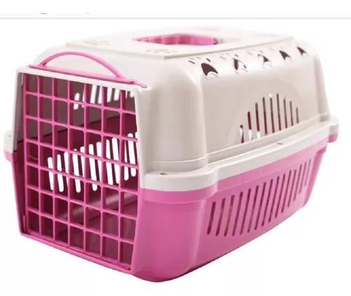 Caixa de transporte numero 2 cães e gatos prática durapets