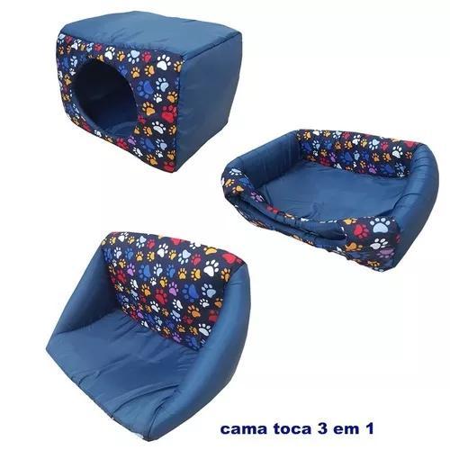 Cama que vira toca e sofá super 3