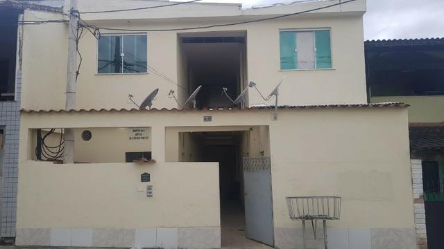 Casa dublex quarto e sala campo grande (sub bairro >tingui)
