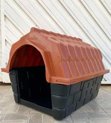 Casa plástica para cães numero 5