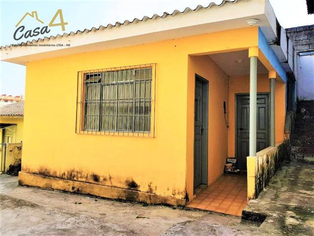 Casa com 1 dormitório para alugar por r$ 650/mês - parque