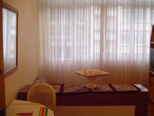 Copacabana. temporada. quarto e sala. frente. vista. wi-fi