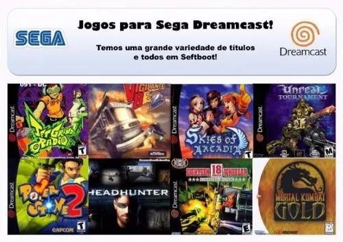 Jogos patch dreamcast shenmue promoção