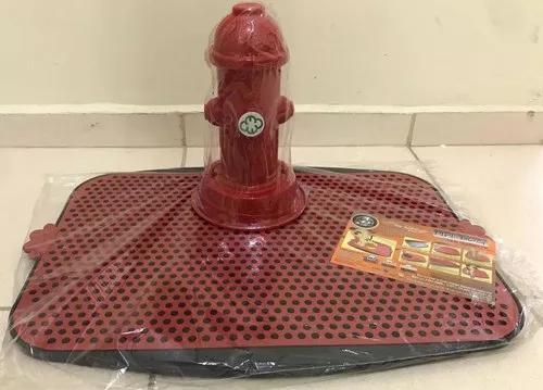 Kit sanitário canino + poste postinho hidrante cães