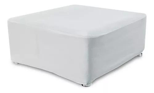 Lençol impermeável cama box pet 60x60x24cm bf colchões