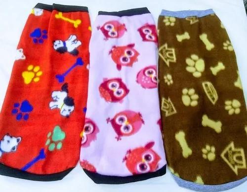 Roupinha roupa blusa frio de soft n°5 p/cachorro (ref-1134)