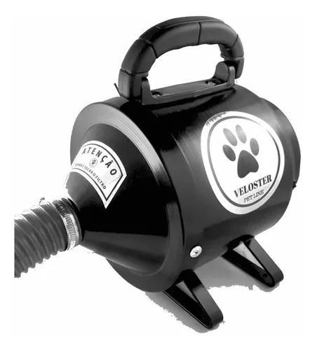 Soprador pet-shop banho e tosa 2 velocidades mega groomer