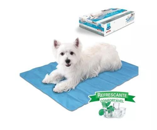Tapete gelado chalesco pet cooling mat m - 50 x 64