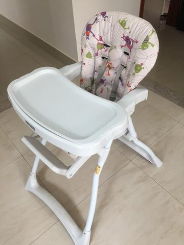 Cadeira alimentacao burigotto