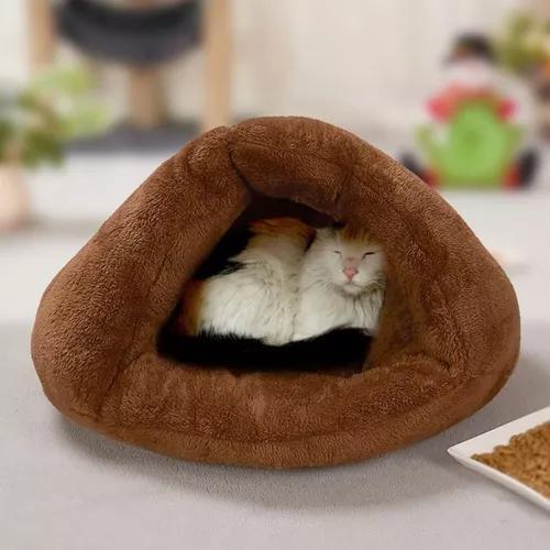 Cama colchão almofada túnel toca gato cachorro cães cão