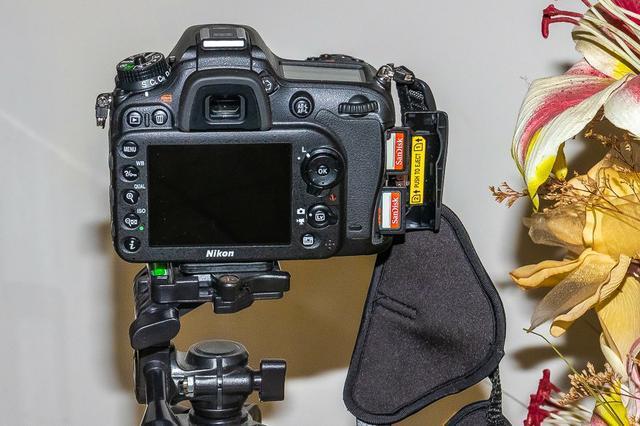 Camera nikon dslr 24.3 mp profissional (corpo)