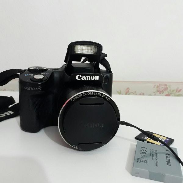 Camera canon powershot sx510 hs wi-fi
