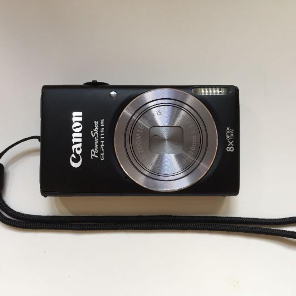 Canon powershot foto com efeito