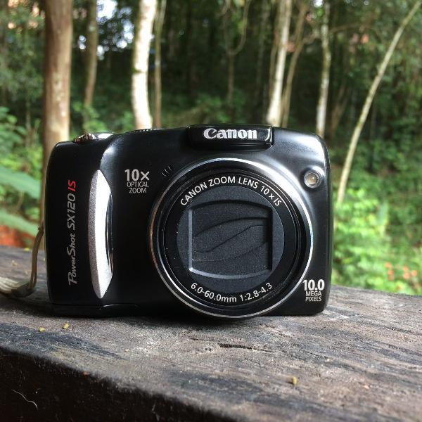 Canon powershot sx120is 10mp