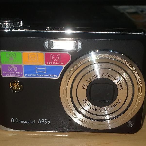Câmara digital fotográfica ge