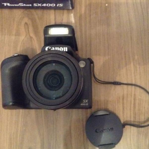Câmera canon powershot