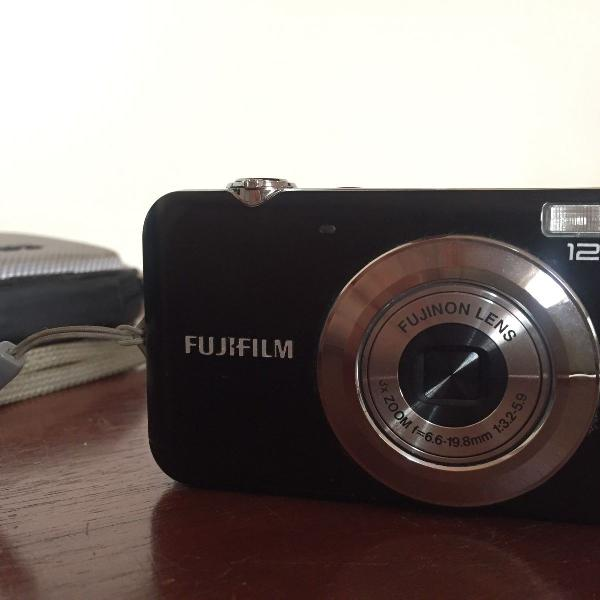 Câmera digital fujifilm finepix jv100
