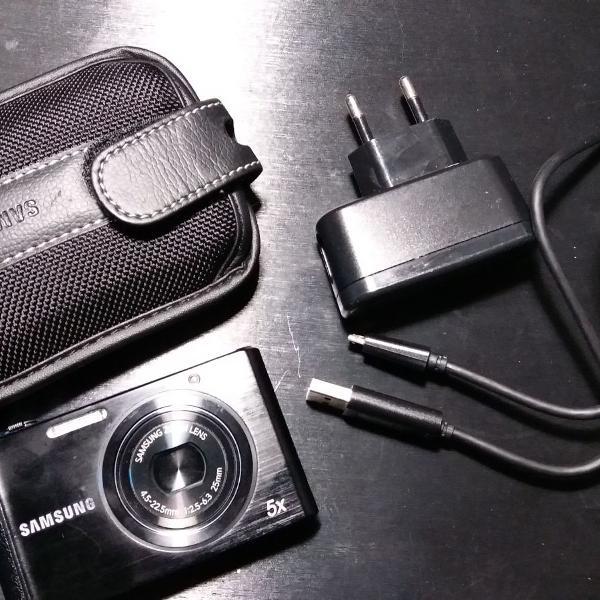Câmera digital samsung st77 16.1mp
