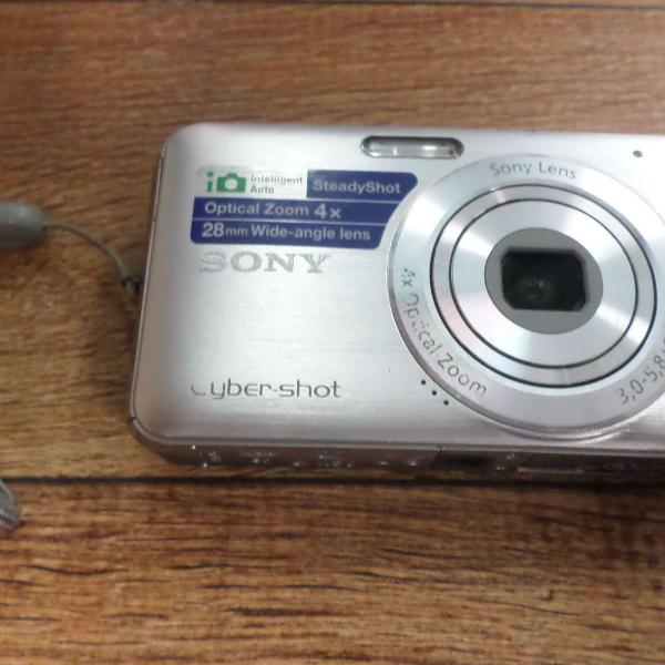 Câmera digital sony cyber-shot 12x1 mega pixels
