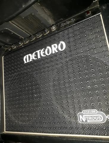 Cubo nitrous meteoro gs 210