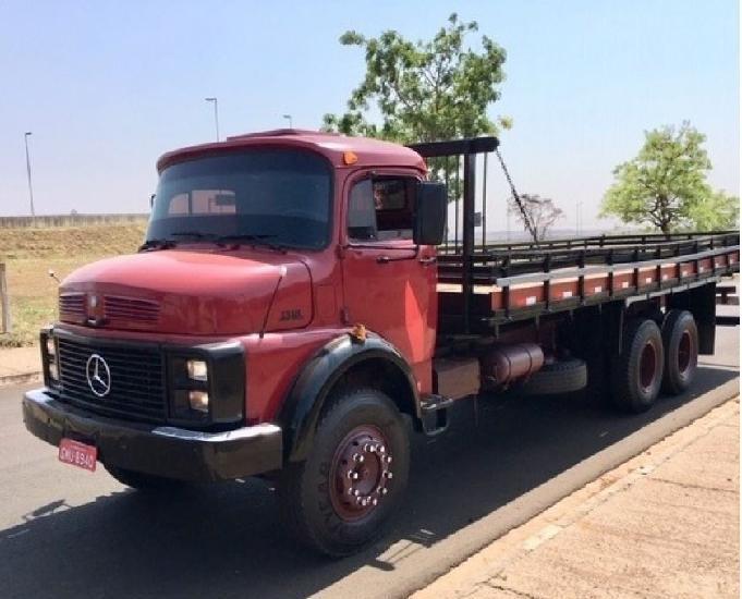 Mercedes benz mb 1318 1987 6x2 truck