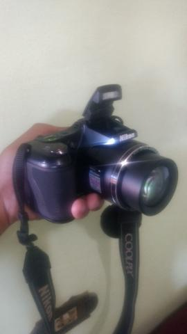 Nikon coolpix l820 (pra vender logo)
