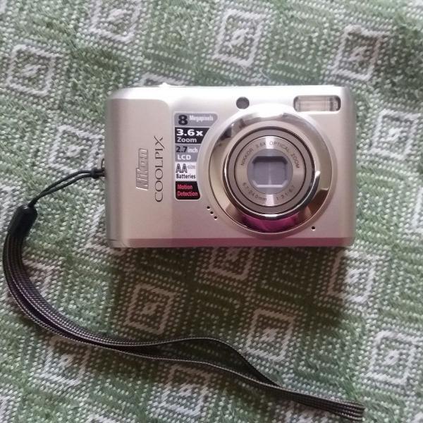 Nikon coolpix compacta