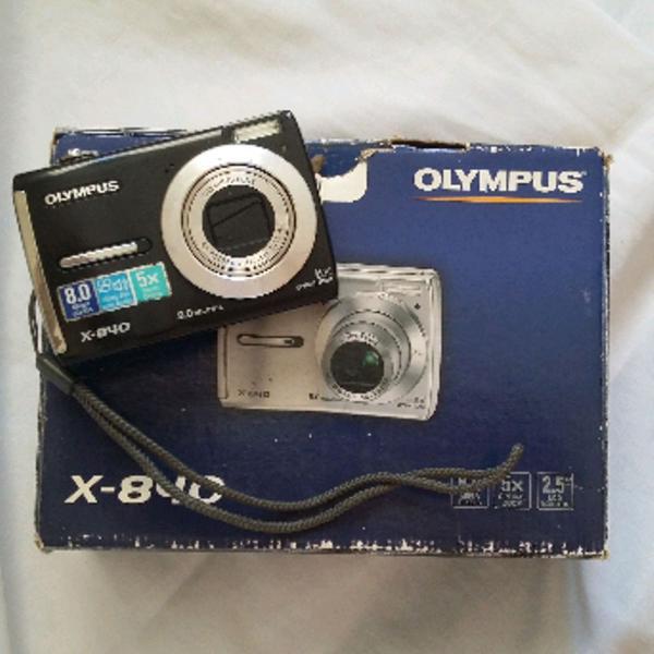 Olympus x-840