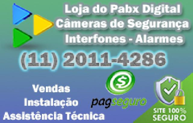 Pabx intelbras - impacta digital