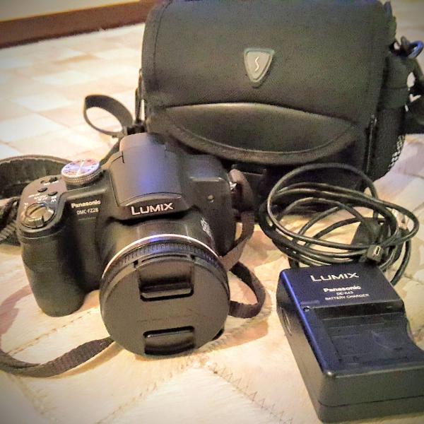 Panasonic lumix 18x-10megapixels