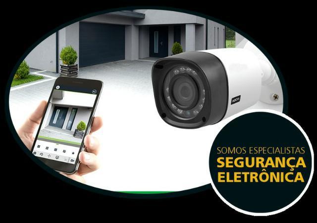 Quit camera hd instalado em promoção vendas instalações