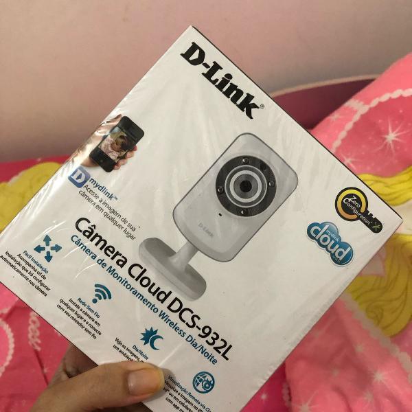 Baba eletrônica com câmera. monitore seu filho pelo