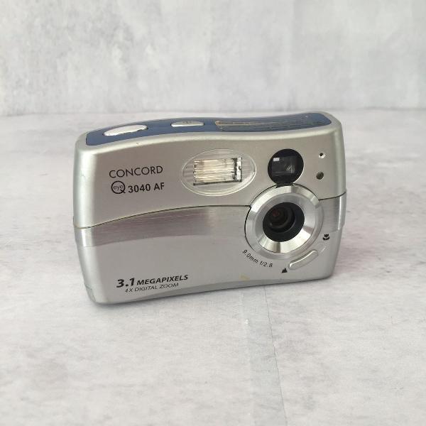 Camera digital concord eye 3040 af - super antiga