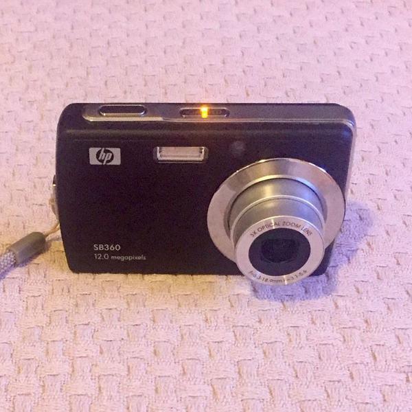 Camera digital marca hp s360 12.0 megapixel