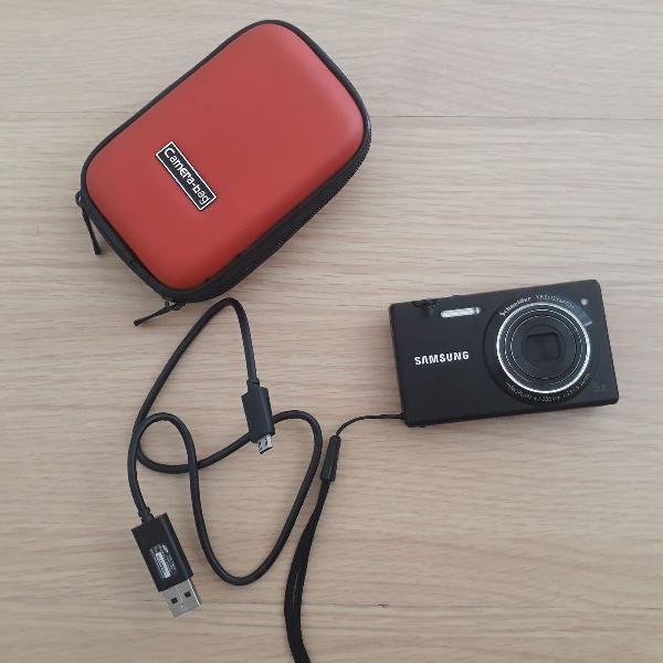 Camera digital mv800 samsung