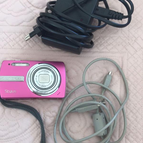 Camera digital olympus stylus