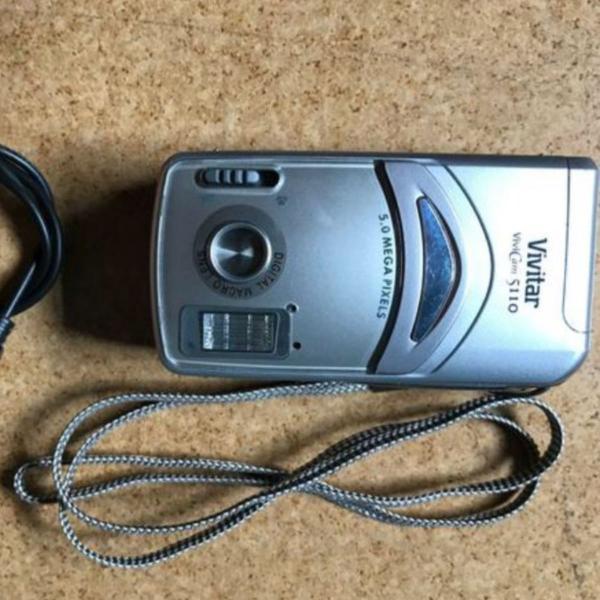 Camera digital vivitar