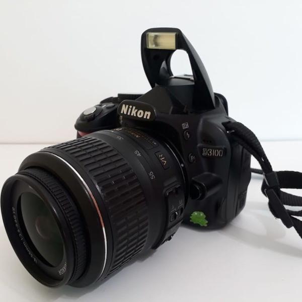 Camera dslr nikon d3100