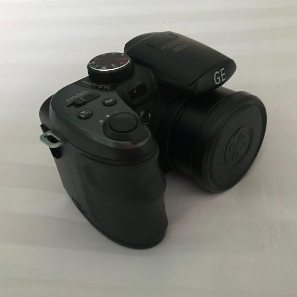 Camera e filmadora ge semi profissional