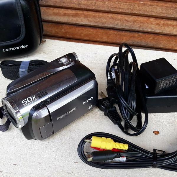 Camera filmadora digital panasonic sdr-h60